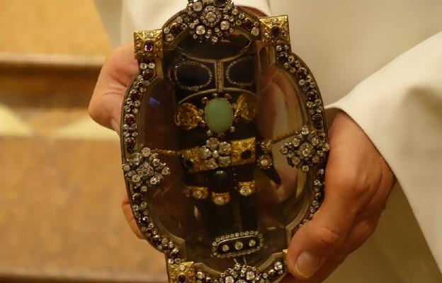 Relikwie św. Anny w Wiedniu