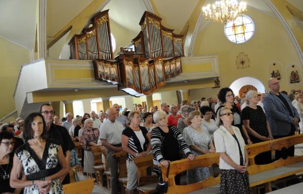 W parafii św. Maksymiliana w Częstochowie