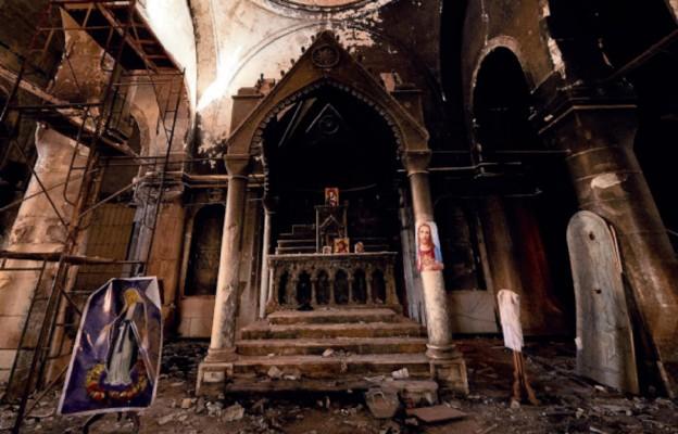 Kościół, który cierpi