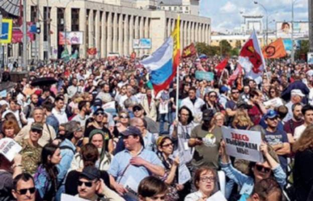 Demokracja po moskiewsku
