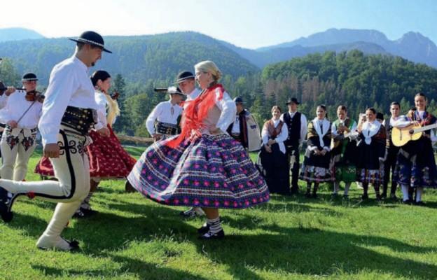 Górale świata pod Tatrami