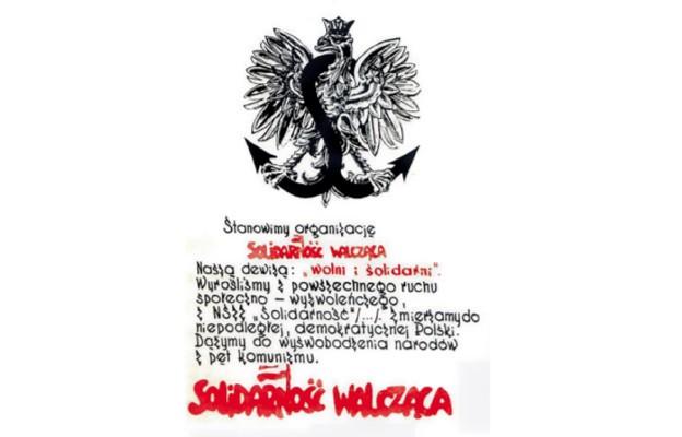 """Kto włożył pismo """"Solidarności Walczącej"""" do kapsuł w Żórawinie?"""