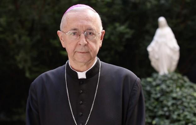 Gratulacje Przewodniczącego Episkopatu dla biskupa nominata Krzysztofa Chudzio