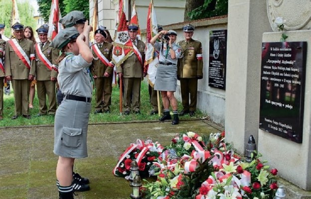 Żyli w imię miłości, której na imię Polska
