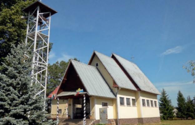 Srebrny jubileusz parafii w Osiecznicy