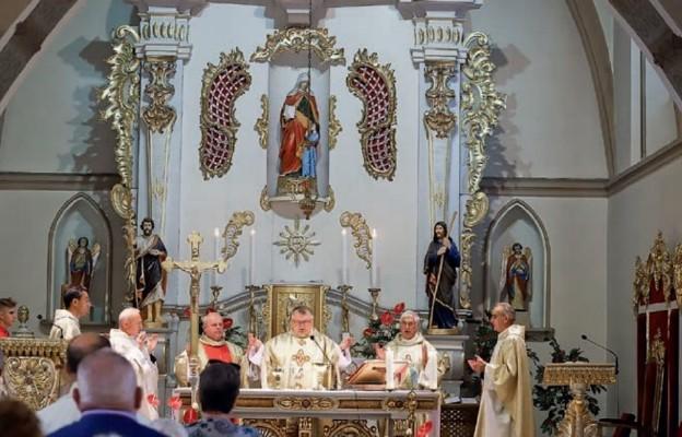 Odpust w wałbrzyskiej parafii Św. Anny