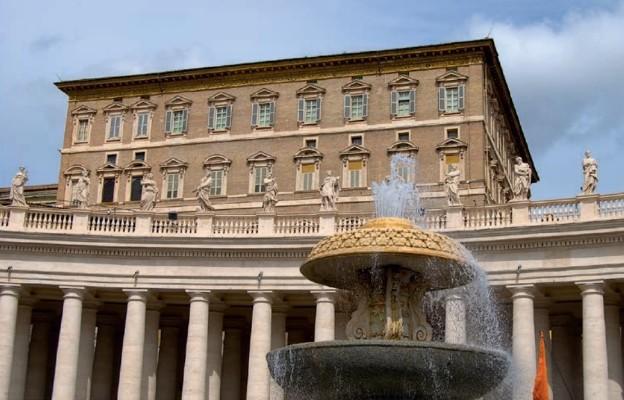 Watykan. Pałac Apostolski
