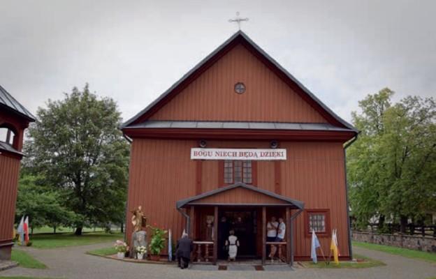 Parafia w Gródku ma 100 lat