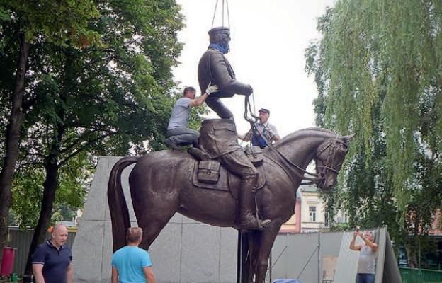 Przyjazd Marszałka Piłsudskiego do Rzeszowa