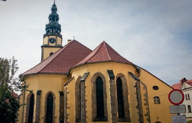 Kościół Św. Michała Archanioła w Bystrzycy Kłodzkiej