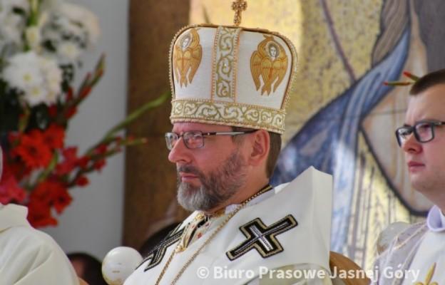 Ukraina: abp S. Szewczuk złożył życzenia wszystkim matkom