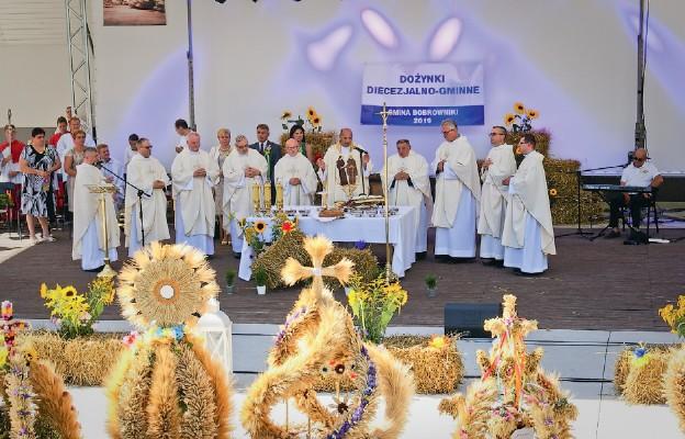 Diecezjalne święto plonów