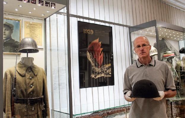 Ślady wojny w Drzonowie