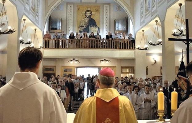 Dziękczynienie za 50 lat parafii