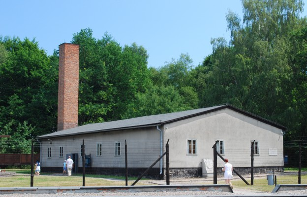 KL Stutthof krematorium