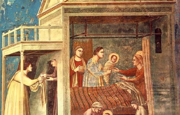 Dwie myśli o narodzinach Maryi
