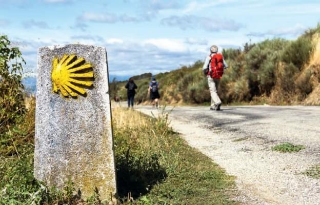 W drodze do Santiago de Compostela