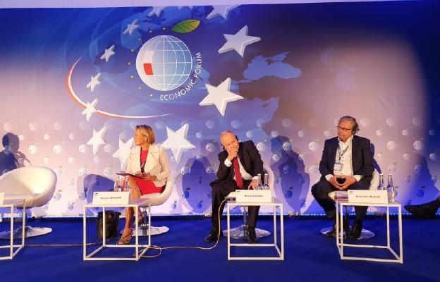 Forum Ekonimiczne w Krynicy-Zdrój