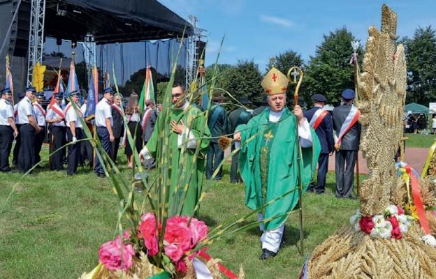Świętowali rolnicy kieleckich i jurajskich wsi