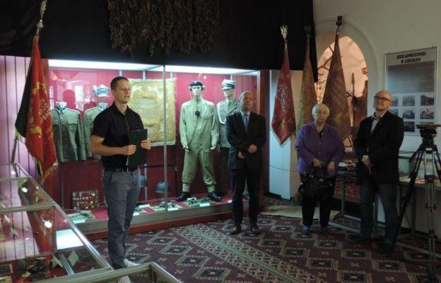 Nowe wystawy czasowe w Drzonowie