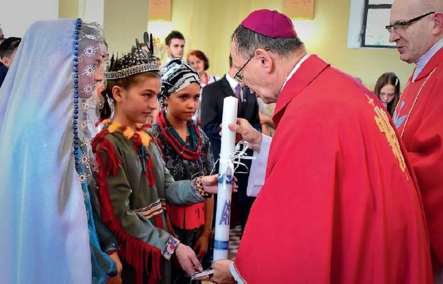 100-lecie parafii w Tereszpolu
