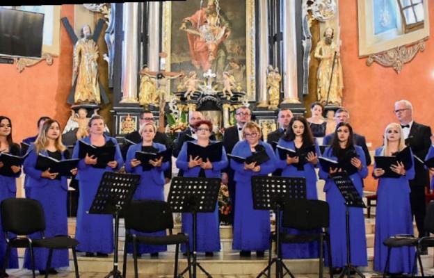 10-lecie gorajskiego chóru Noster