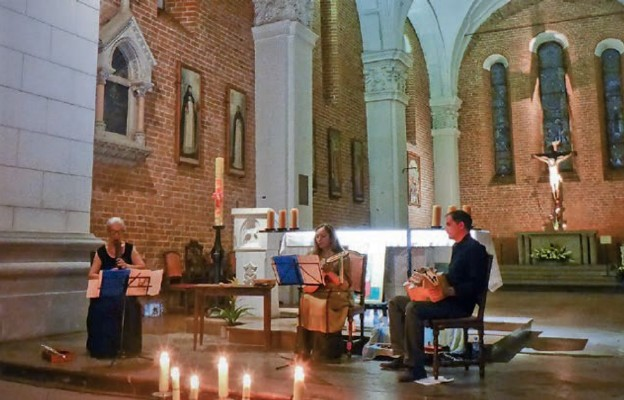 Sandomierskie święto muzyczne – w dawnym i współczesnym stylu