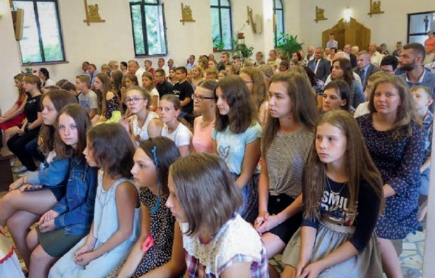 25 lat Ośrodka Caritas w Myczkowcach