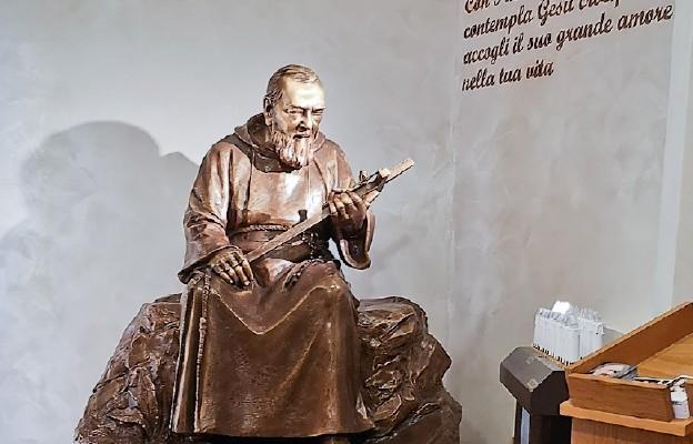 Ślady Ojca Pio na Zamojszczyźnie