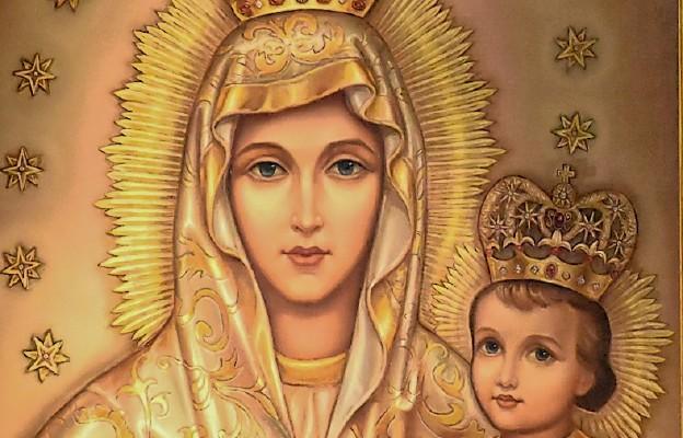 Obraz Matki Bożej Łaskawej został koronowany w 1994 r.