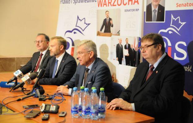 Marszałek Senatu w Częstochowie: To Polacy piszą program PiS