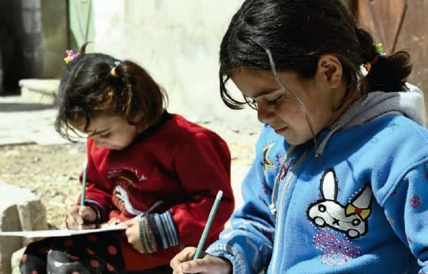 Polskie szkoły pomagają szkołom w Aleppo