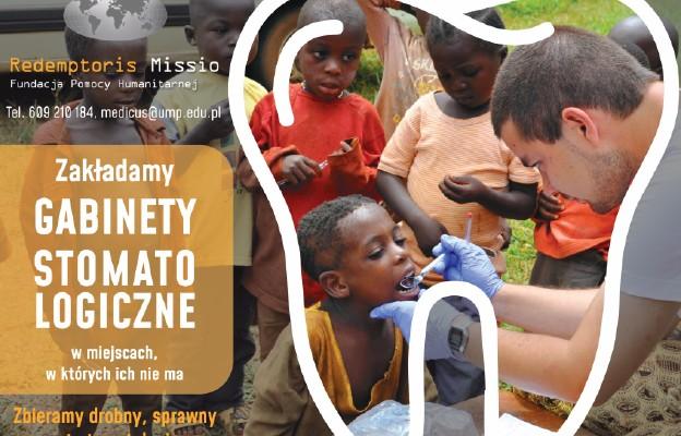 "Program ""Dentysta w Afryce"""