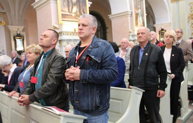 W czasie Mszy św. inaugurującej Kongres w kościele seminaryjnym