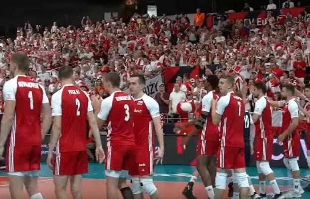 LN siatkarzy: drugie miejsce Polski po finałowej porażce z Brazylią