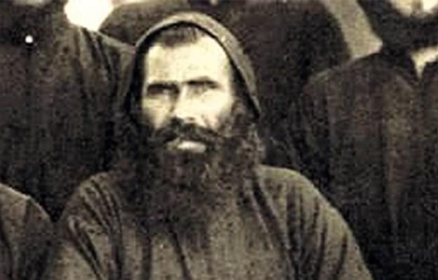 Nietypowy mnich z libanu