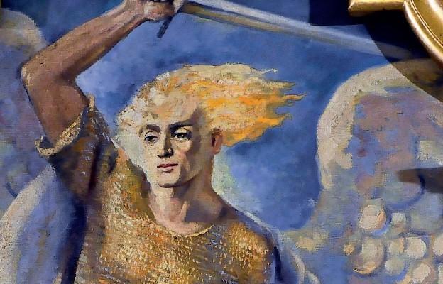 Święty Michale wspomagaj nas