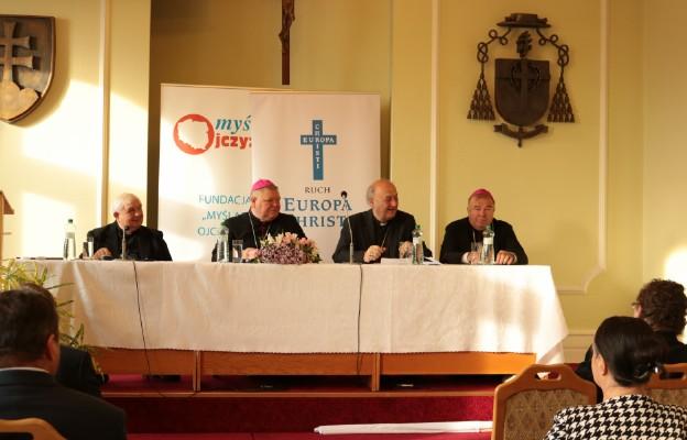 Wartości chrześcijańskie podstawą ładu międzynarodowego - kongres Europa Christi