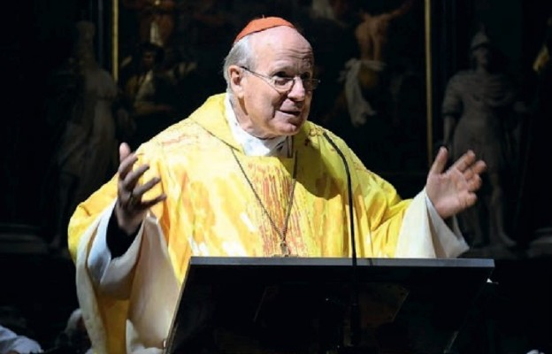 Kard. Schönborn od 25 lat arcybiskupem Wiednia – największej diecezji Austrii