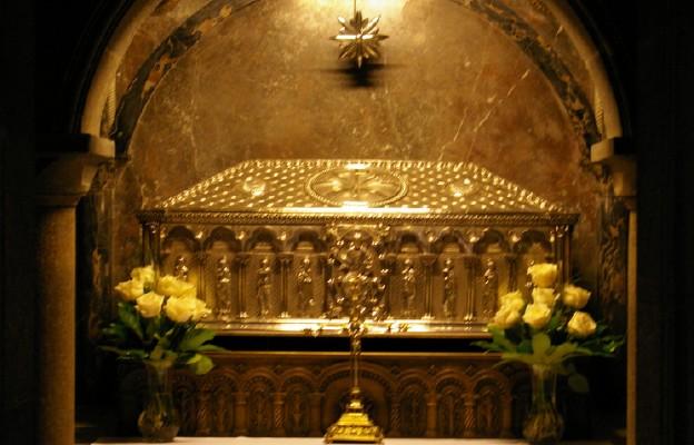 Santiago de Compostella - Miejsce pochówku św. Jakuba Apostoła