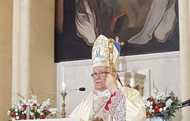 Abp senior Marian Gołębiewski