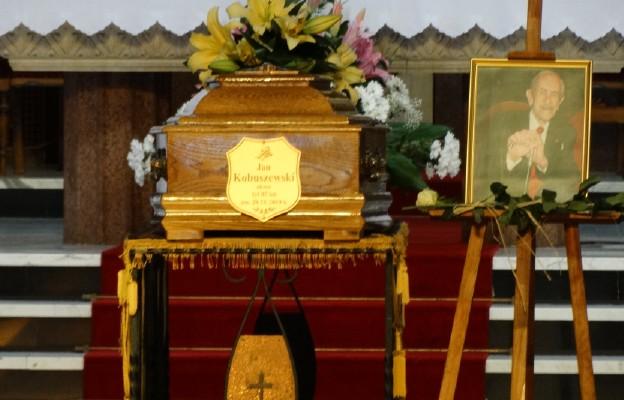 Pogrzeb Jana Kobuszewskiego - prezydent Duda wskazuje na powszechny smutek