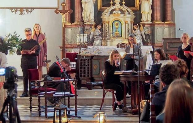 Spektakl o życiu św. Melchiora