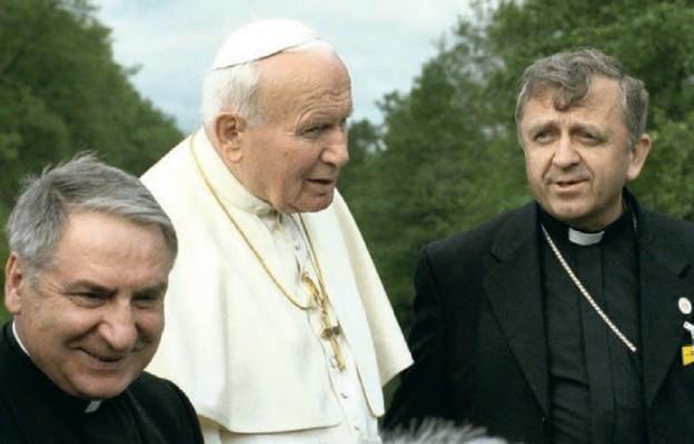 Kim był ten biskup Chrapek?