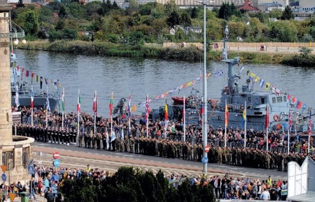 20-lecie Korpusu NATO