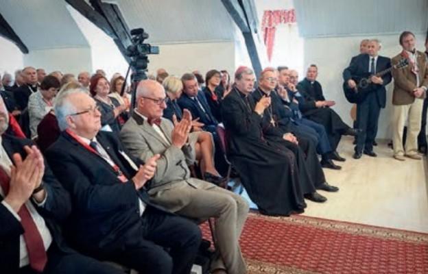 Obrady I Kongresu Trzeźwości w WSD w Gościkowie-Paradyżu