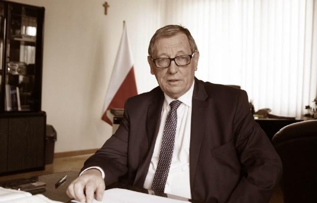 Odszedł obrońca polskiej przyrody