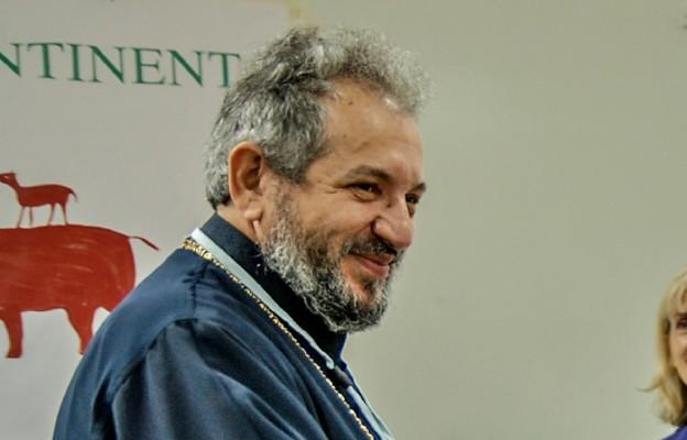 Arcybiskup Serafin Kykkotis - Metropolita Zimbabwe i Angoli