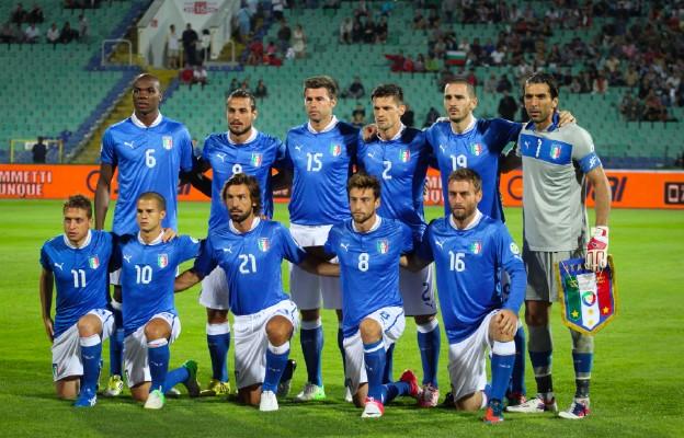 Reprezentacja Włoch z 2012