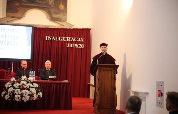 Inauguracji Roku Akademickiego w WSD Sandomierz